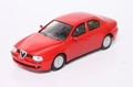 Alfa Romeo 156  1998 Red  Rood 1/43