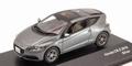 Honda CR-Z 2010 Silver Zilver  1/43
