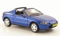 Honda CRX del Sol Blauw Blue 1/43