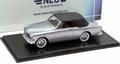 Volvo Amazon Coune Cnvertible  Cabrio Zilver Silver 1/43