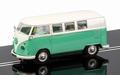 Volkswagen Camper Van Green/beige  1/32