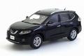Nissan X-trail Black Zwart  T32 1/43