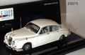 Daimler 2,50 Liter  V8 White Wit 1/43