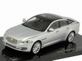 Jaguar XJ  2011 Zilver Silver  1/43