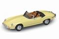 Jaguar E Type 1971  Yellow Geel Cabrio  1/43