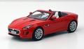 Jaguar F Type S  V8 2013 Cabrio Red  Rood 1/43