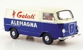 Lancia Jolly 1962 Gelati Ice Cream ijs Wit Blauw White Blue 1/43