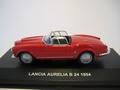 Lancia Aurelia B 24 1954 Red  Rood  Cabrio   1/43