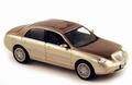 Lancia Thema Salon de Frankfort 2007 Gold Goud 1/43