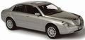 Lancia Thema Silver Zilver 1/43