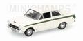 Lotus Cortina MK l  White Wit 1963 1/43