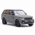 Range Rover 2013 Greu matt Grijs  1/43