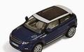 Range Rover Evoque 2011 Blue Blauw 1/43