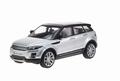 Range Rover Evoque 2011  Zilver Silver  1/43