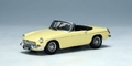 MGB Roadster MK ll  Yellow Geel  1/43