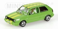 VW Volkswagen Golf ll Street racer Green Groen 1/43
