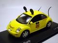 VW Volkswagen Beetle 1998 Truly Nolen Pest Control 1/43