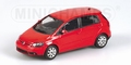 VW Volkswagen Golf Plus 2005 Red  Rood  1/43