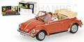 VW Volkswagen Kever Cabrio Angie Merkel & Guido Westerwelle 1/43