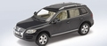 VW Volkswagen Touareg 2003 Zwart metallic Black magic perl 1/43