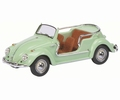 VW Volkswagen Jolly Light Green  Licht Groen 1/43