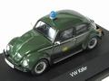 VW Volkswagen Kever Bahn Polizei  Police Politie 1/43