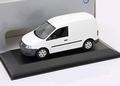 VW Volkswagen Caddy Wit White 1/43