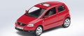 VW Volkswagen Fox Red Rood 1/43