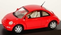 VW Volkswagen Beetle Red Rood 1/43