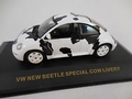 VW Volkswagen New Beetle Cow Delivery Koe Uitvoering 1/43