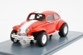 VW Volkswagen Kever Baja Bug Red White  Rood Wit 1/43