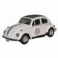 VW Volkswagen Kever Beetle Herbie # 53 1/43