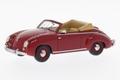 VW Volkswagen Dannenhauer und Staus Ca Cabriolet Red Rood 1/43