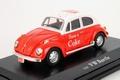 VW Volkswagen Beetle Kever 1966 Coca Cola  1/43