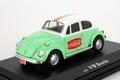 VW Volkswagen Beetle Kever Coca Cola   1966 1/43