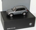 BMW X5  4,8 i Grey metallic Grijs 1/43