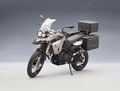 BMW F 800 GS Grey  Grijs