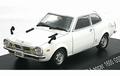 Mitsubishi Lancer 1600 GSR 1973  White  Wit 1/43