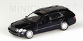 Mercedes Benz E- Classe T model metallic Blauw 2003 1/43