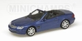 Mercedes Benz  SL 2001 Blue metallic blauw 1/43