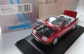Mercedes Benz  300 CE - 24 Cabriolet Red  Rood  1/43