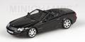 Mercedes Benz SL 2001 Black  Zwart Cabriolet  1/43