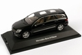 Mercedes Benz R - Klasse Black Zwart 1/43