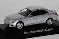 Mercedes Benz C - Klasse Diamant Zilver Metallic silver 1/43