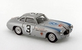 Mercedes Benz 300 SL #3  Coupe Carrera 1952 Mexico 1/43