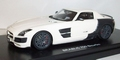 Mercedes SLS Brabus 700 Biturbo White Wit   1/43