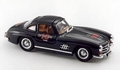 Mercedes Benz  300 SL 1954 Ten Years Bang Dark Grey 1/43