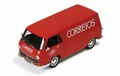 Mercedes Benz N 1000 Portuguese Post 1969  CTT  Red Rood 1/43