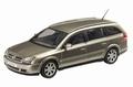 Opel Vectra Caravan Metalic silver grey Zilver grijs 1/43