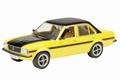 Opel Ascona SR Yellow Black  Geel Zwart 1/43